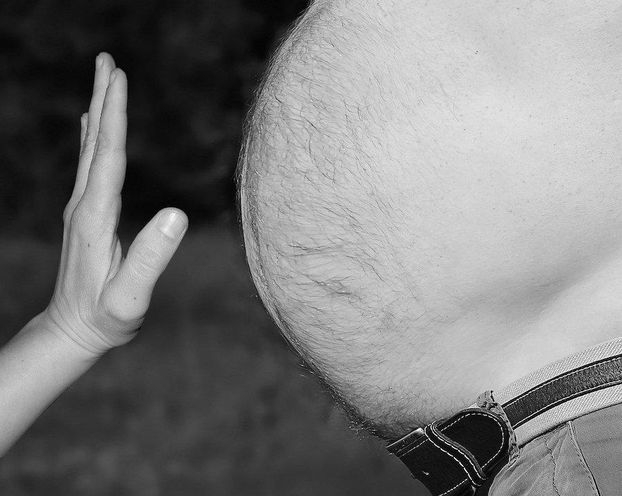 Stop Obesity. Image by Tumisu from Pixabay