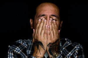 Stress. Photo by Ayo Ogunseinde on Unsplash