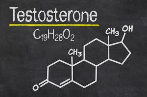 Chemical Formula of Testosterone