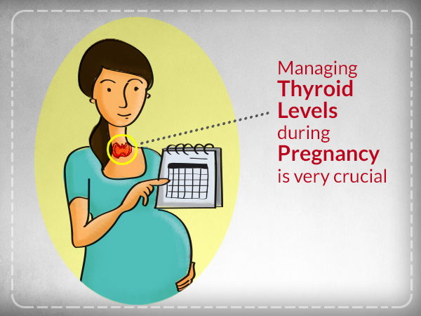 thyroid during pregnancy