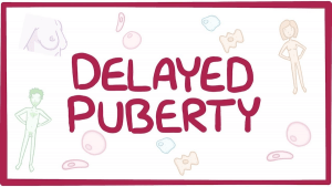 delayed puberty in girls